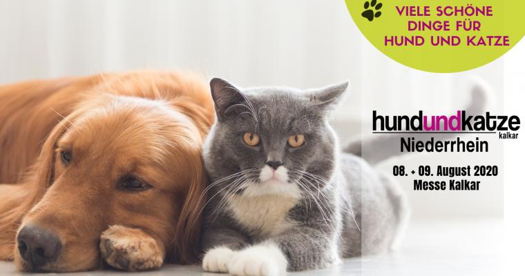 Hund und Katze Messe in Kalkar