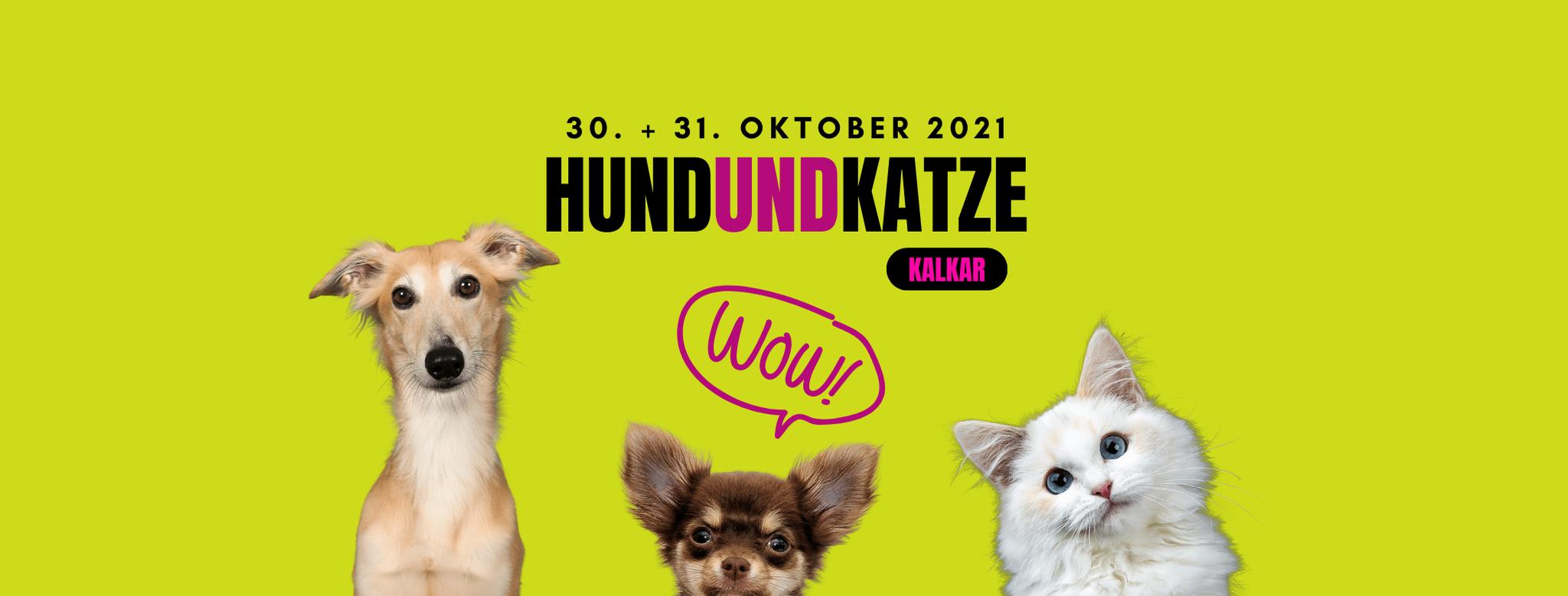 HUND und KATZE Niederrhein 2021